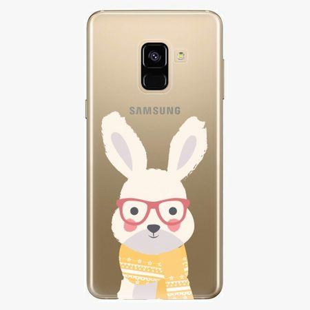 iSaprio Plastový kryt - Smart Rabbit - Samsung Galaxy A8 2018