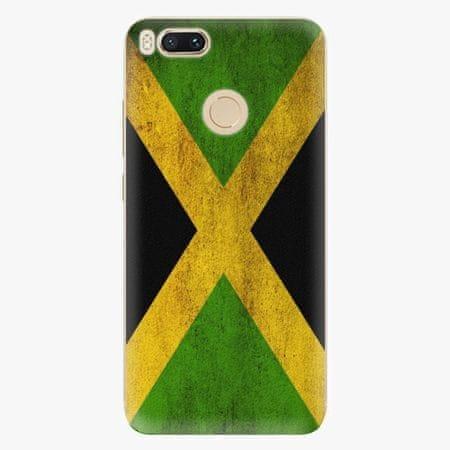 iSaprio Silikonové pouzdro - Flag of Jamaica - Xiaomi Mi A1