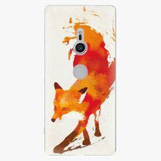 iSaprio Plastový kryt - Fast Fox - Sony Xperia XZ2