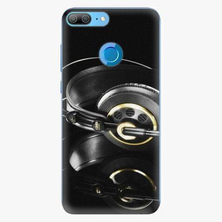 iSaprio Silikonové pouzdro - Headphones 02 - Huawei Honor 9 Lite