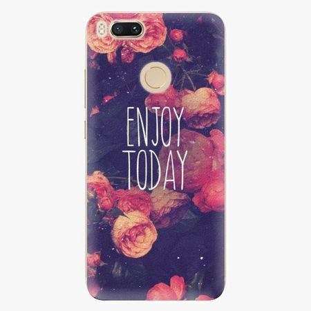 iSaprio Plastový kryt - Enjoy Today - Xiaomi Mi A1