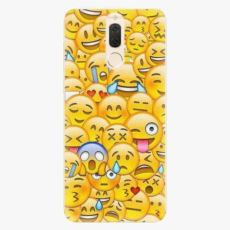 iSaprio Silikonové pouzdro - Emoji - Huawei Mate 10 Lite