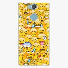 iSaprio Plastový kryt - Emoji - Sony Xperia XA2