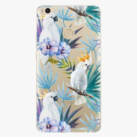 iSaprio Plastový kryt - Parrot Pattern 01 - Xiaomi Mi Max 2