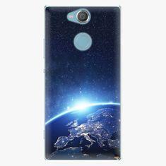 iSaprio Plastový kryt - Earth at Night - Sony Xperia XA2