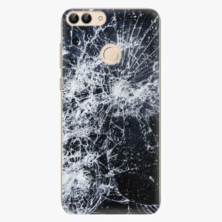 iSaprio Silikonové pouzdro - Cracked - Huawei P Smart