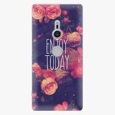iSaprio Plastový kryt - Enjoy Today - Sony Xperia XZ2