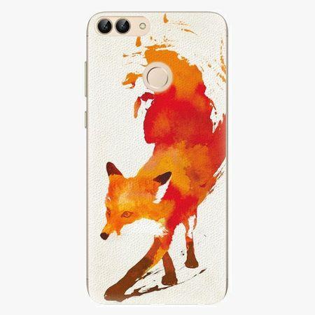 iSaprio Plastový kryt - Fast Fox - Huawei P Smart