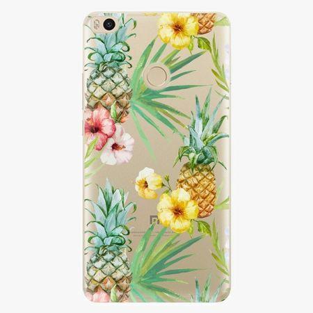 iSaprio Plastový kryt - Pineapple Pattern 02 - Xiaomi Mi Max 2