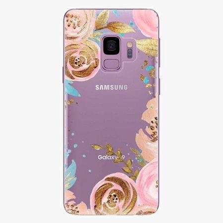 iSaprio Plastový kryt - Golden Youth - Samsung Galaxy S9