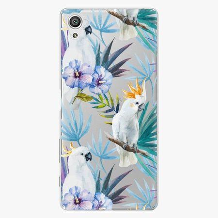 iSaprio Plastový kryt - Parrot Pattern 01 - Sony Xperia X