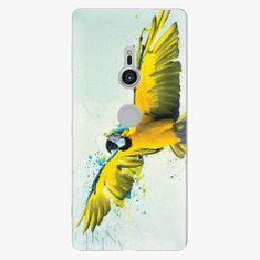 iSaprio Plastový kryt - Born to Fly - Sony Xperia XZ2