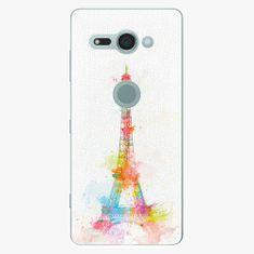 iSaprio Plastový kryt - Eiffel Tower - Sony Xperia XZ2 Compact