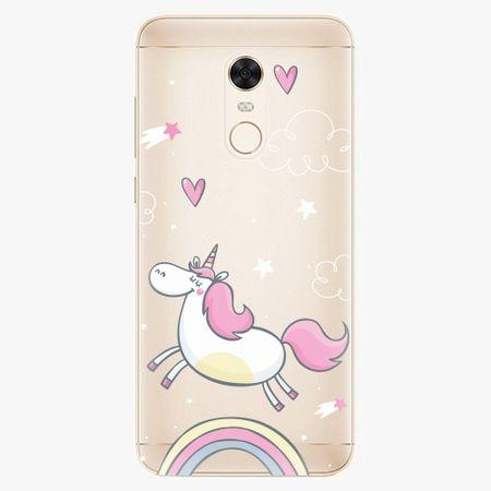 iSaprio Plastový kryt - Unicorn 01 - Xiaomi Redmi 5 Plus