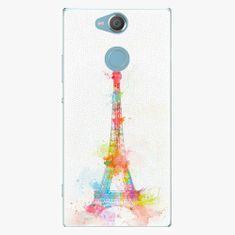 iSaprio Plastový kryt - Eiffel Tower - Sony Xperia XA2