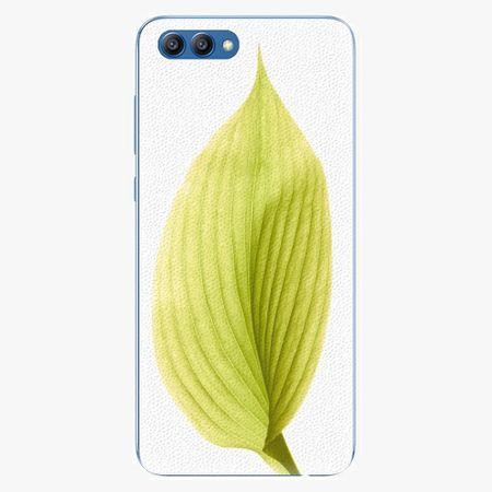 iSaprio Plastový kryt - Green Leaf - Huawei Honor View 10