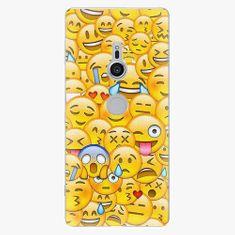 iSaprio Plastový kryt - Emoji - Sony Xperia XZ2