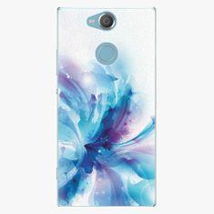 iSaprio Plastový kryt - Abstract Flower - Sony Xperia XA2