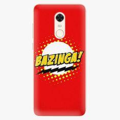 iSaprio Plastový kryt - Bazinga 01 - Xiaomi Redmi 5 Plus