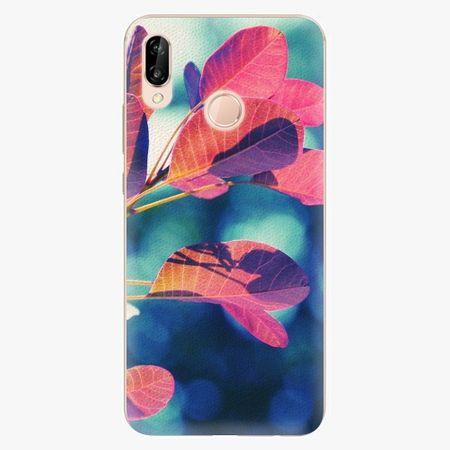 iSaprio Silikonové pouzdro - Autumn 01 - Huawei P20 Lite