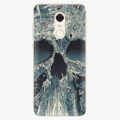 iSaprio Plastový kryt - Abstract Skull - Xiaomi Redmi 5 Plus