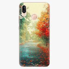 iSaprio Plastový kryt - Autumn 03 - Huawei P20 Lite