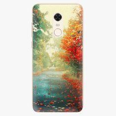 iSaprio Plastový kryt - Autumn 03 - Xiaomi Redmi 5 Plus