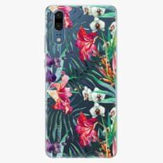 iSaprio Plastový kryt - Flower Pattern 03 - Huawei P20