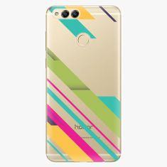 iSaprio Plastový kryt - Color Stripes 03 - Huawei Honor 7X