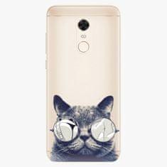 iSaprio Plastový kryt - Crazy Cat 01 - Xiaomi Redmi 5 Plus