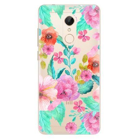 iSaprio Plastový kryt - Flower Pattern 01 - Xiaomi Redmi 5