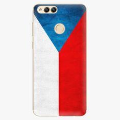 iSaprio Plastový kryt - Czech Flag - Huawei Honor 7X