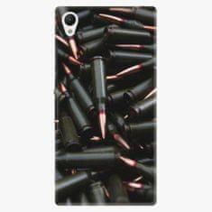 iSaprio Plastový kryt - Black Bullet - Sony Xperia Z1