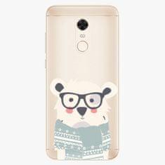 iSaprio Plastový kryt - Bear with Scarf - Xiaomi Redmi 5 Plus