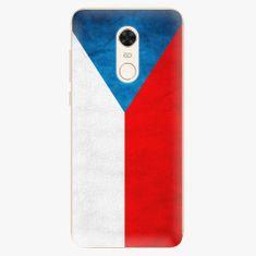 iSaprio Plastový kryt - Czech Flag - Xiaomi Redmi 5 Plus