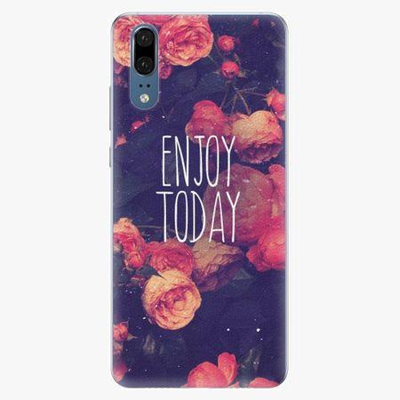 iSaprio Plastový kryt - Enjoy Today - Huawei P20