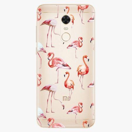 iSaprio Plastový kryt - Flami Pattern 01 - Xiaomi Redmi 5 Plus