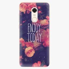 iSaprio Plastový kryt - Enjoy Today - Xiaomi Redmi 5 Plus
