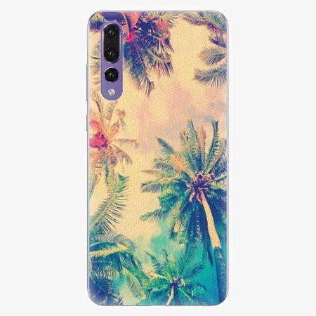 iSaprio Silikonové pouzdro - Palm Beach - Huawei P20 Pro