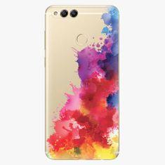 iSaprio Plastový kryt - Color Splash 01 - Huawei Honor 7X