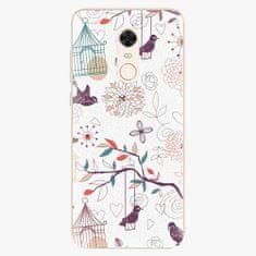iSaprio Plastový kryt - Birds - Xiaomi Redmi 5 Plus