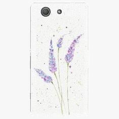 iSaprio Plastový kryt - Lavender - Sony Xperia Z3 Compact