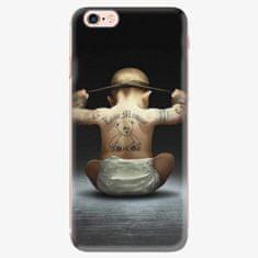 iSaprio Silikonové pouzdro - Crazy Baby - iPhone 7 Plus