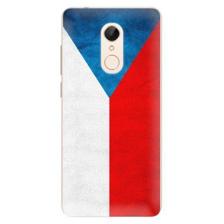iSaprio Plastový kryt - Czech Flag - Xiaomi Redmi 5