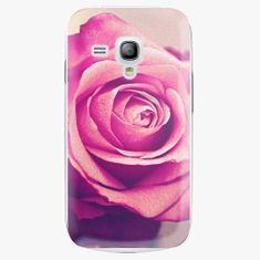 iSaprio Plastový kryt - Pink Rose - Samsung Galaxy S3 Mini