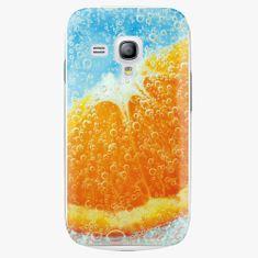 iSaprio Plastový kryt - Orange Water - Samsung Galaxy S3 Mini