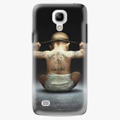 iSaprio Plastový kryt - Crazy Baby - Samsung Galaxy S4 Mini