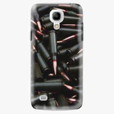 iSaprio Plastový kryt - Black Bullet - Samsung Galaxy S4 Mini