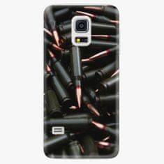 iSaprio Plastový kryt - Black Bullet - Samsung Galaxy S5 Mini