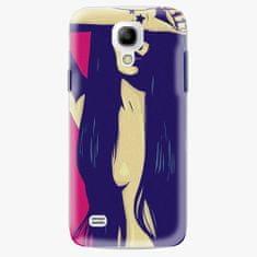 iSaprio Plastový kryt - Cartoon Girl - Samsung Galaxy S4 Mini